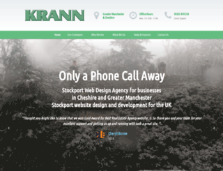 krann.co.uk screenshot