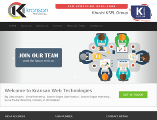 kransan.com screenshot