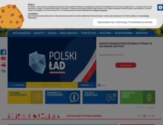 krasnystaw.pl screenshot