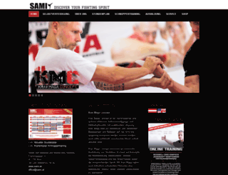 kravmaga-austria.at screenshot