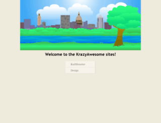 krazyawesome.com screenshot
