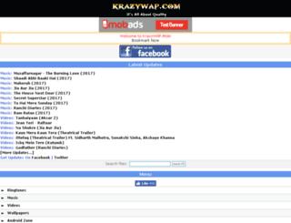 krazywap.ws screenshot