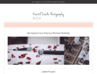 kreatifstudio.net screenshot
