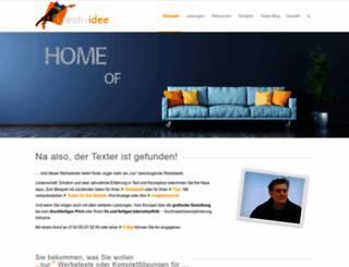 kreatividee.net screenshot