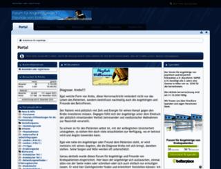 krebsforum-fuer-angehoerige.de screenshot