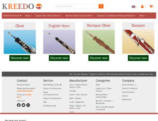 kreedo.de screenshot