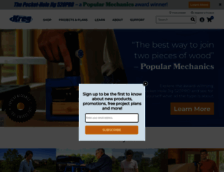 kregtool.com screenshot