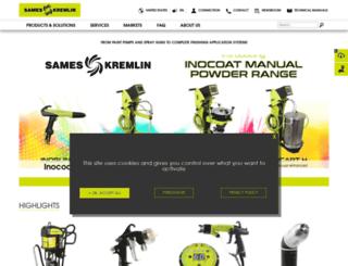 kremlin-rexson.fr screenshot