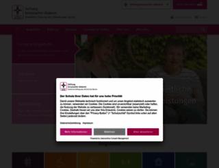 kreuznacherdiakonie.de screenshot