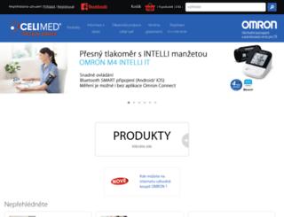 krevni-tlak-omron.cz screenshot