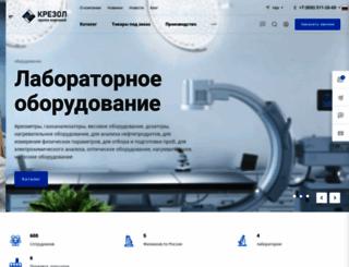 krezol.ru screenshot