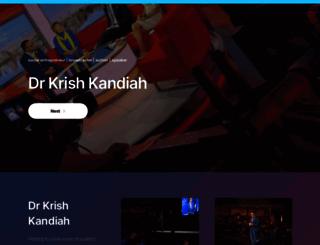 krishk.com screenshot