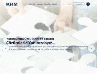krm.com.tr screenshot