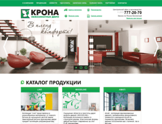 krona-dv.ru screenshot