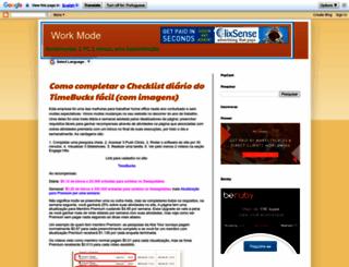 kros0.blogspot.com.br screenshot