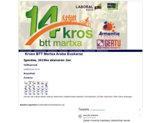 krossbtt.armentiaikastola.org screenshot