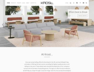 krost.com.au screenshot