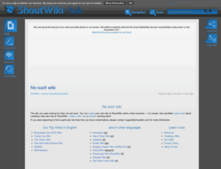 krsw.shoutwiki.com screenshot