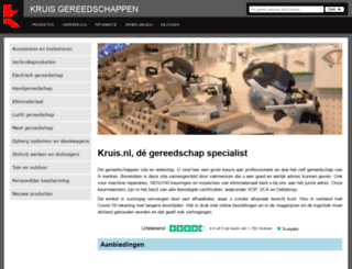 kruis.nl screenshot
