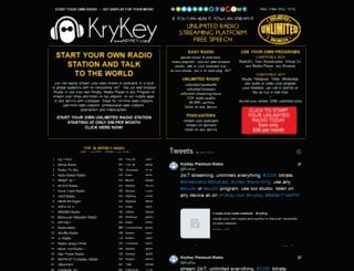 krykey.com screenshot