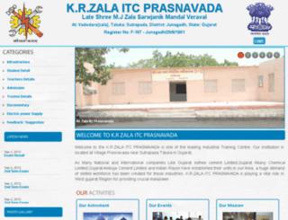 krzalaitcprasnavada.org screenshot