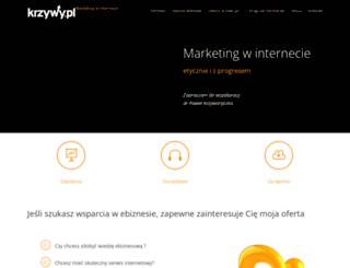 krzywy.pl screenshot