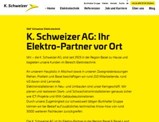 ksag.ch screenshot