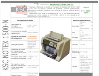 ksctecnologia.com.br screenshot