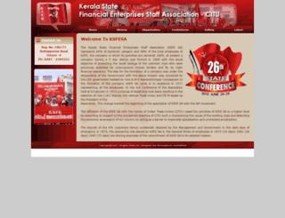 ksfesa.com screenshot