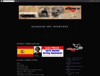 ksinterviews.blogspot.pt screenshot