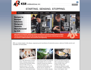ksrint.com screenshot