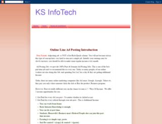 ksvinfo.blogspot.in screenshot