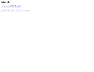 kt-electrician.co.uk screenshot