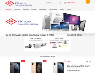 ktc.com.vn screenshot