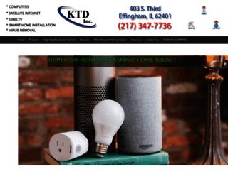 ktdinc.com screenshot