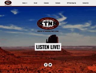 ktnnonline.com screenshot