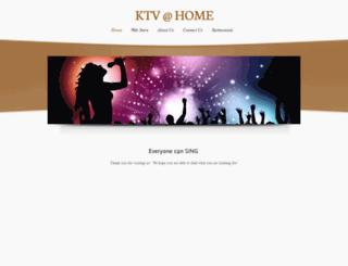 ktv-home.webs.com screenshot