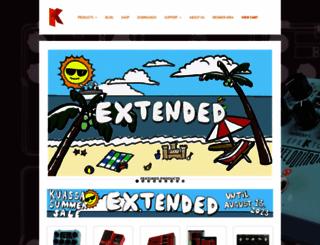 kuassa.com screenshot
