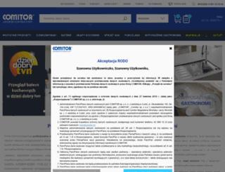 kuchnia.comitor.pl screenshot