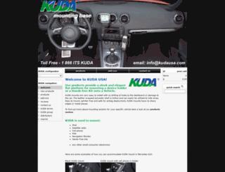 kudausa.com screenshot