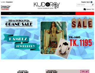 kudoro.com screenshot