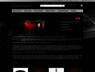 kueppersbusch-haertl.de screenshot