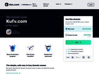 kufv.com screenshot