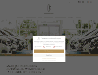 kuhlmann-cars.de screenshot