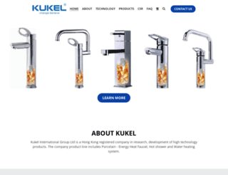 kukel.com screenshot