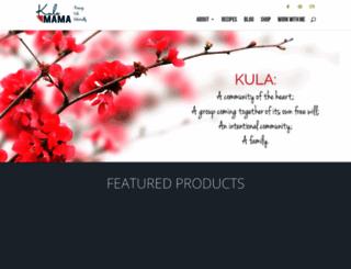 kulamama.com screenshot