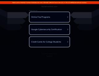 kuliah-online.com screenshot