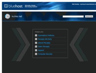 kuliks.net screenshot