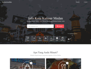 kulinermedan.com screenshot