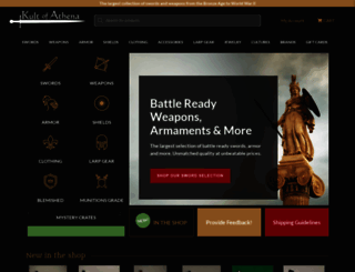 kultofathena.com screenshot